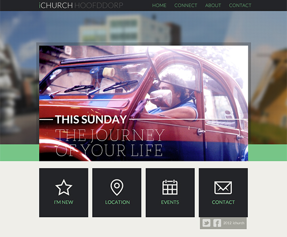 Website-iChurch